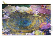 Agape Gardens Autumn Waterfeature II Carry-all Pouch
