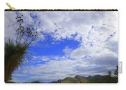 Agave And The Mountains Carry-all Pouch