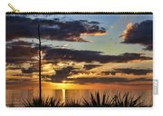Agave Sunset Carry-all Pouch