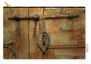 Aged Latch Carry-all Pouch