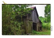 Aged Wood Barn Carry-all Pouch