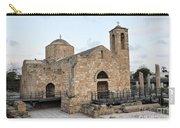 Agia Kyriaki, Paphos, Cyprus Carry-all Pouch