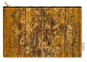 Aging Decorative Door Carry-all Pouch