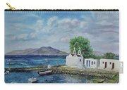 Agios Ioannis Beach, Mykonos Greece Carry-all Pouch