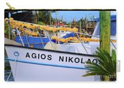 Agios Nikolaos Carry-all Pouch