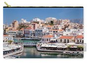 Agios Nikolaos Lagoon Entrance Carry-all Pouch