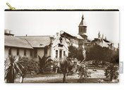 Agnews State Hospital San Jose Calif. 1906 Carry-all Pouch