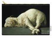 Agnus Dei Carry-all Pouch