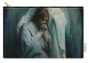 Agony In The Garden  Carry-all Pouch by Frans Schwartz