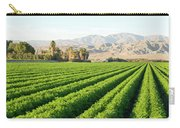 Agriculture In The Desert Carry-all Pouch