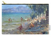 Agrilesa Beach Athens  Carry-all Pouch