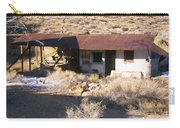 Aguereberry Camp - Death Valley Carry-all Pouch