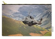 Agusta Merlin Flies The Loop  Carry-all Pouch