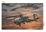 Ah-64 Apache Attack Helicopter Carry-all Pouch
