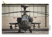 Ah-64d Apache Longbow At Pinal Airpark Carry-all Pouch