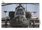 Ah-64d Apcahe Longbow At Pinal Airpark Carry-all Pouch