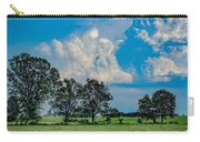 Ahhhh...june. Carry-all Pouch by Kendall McKernon