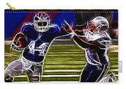 Ahmad Bradshaw Carry-all Pouch by Paul Ward