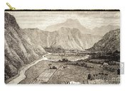 Ahuapuaa Lithograph Carry-all Pouch
