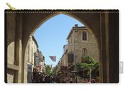 Aigues Morte Entry Carry-all Pouch