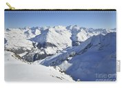 Aiguilles De La Grande Sassiere Carry-all Pouch