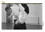 Aikido Up And Down Carry-all Pouch