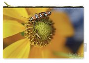 Ailanthus Webworm Moth #5 Carry-all Pouch