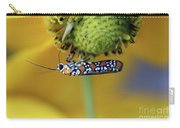 Ailanthus Webworm Moth #6 Carry-all Pouch