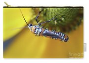 Ailanthus Webworm Moth Carry-all Pouch