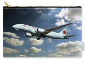 Air Canada 787 Dreamliner Carry-all Pouch