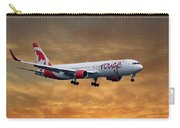 Air Canada Rouge Boeing 767-333 2 Carry-all Pouch