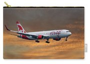 Air Canada Rouge Boeing 767-333 3 Carry-all Pouch