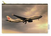 Air China A330 B-6132  Carry-all Pouch