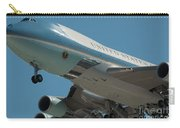 Air Force One Final Approach Into Charleston Sc Carry-all Pouch