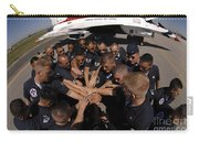 Air Force Thunderbird Maintainers Bring Carry-all Pouch by Stocktrek Images