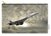 Air France Concorde 115 Carry-all Pouch