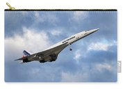 Air France Concorde 118 Carry-all Pouch
