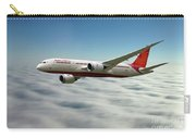 Air India Boeing 787 Dreamliner N1008s  Carry-all Pouch
