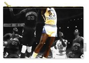 Air Jordan On Patrick Ewing Carry-all Pouch
