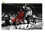 Air Jordan On Shaq Carry-all Pouch