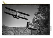 Air Mail Delivery Maine Style Carry-all Pouch