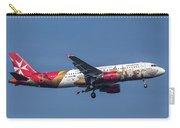 Air Malta Airbus A320-214 Carry-all Pouch