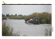 Airboat Rides 25 Cents Carry-all Pouch