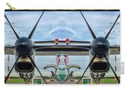 Aircraft Abstract Carry-all Pouch