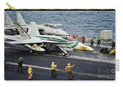 Aircraft Planes F18 Cat Carry-all Pouch