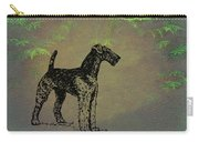 Airedale Terrier Carry-all Pouch