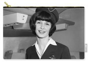 Airline Stewardess Carry-all Pouch