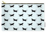 Airliner Wallpaper  Carry-all Pouch