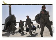 Airmen Arrive In Iraq In Support Carry-all Pouch