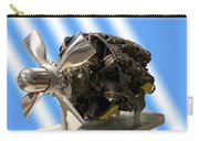 Airplanes Prop And Engine Carry-all Pouch